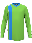 Maillots de football FL1 Kids manches longues Pool
