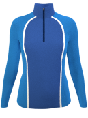 Maillots manches longues hiver RLW5w Pro femmes Arc